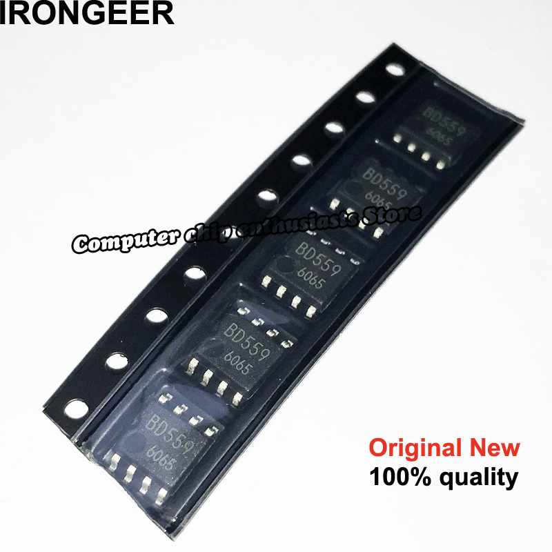 5piece 100% New BD559 BD559BLF-GE2 Sop-8 Chipset