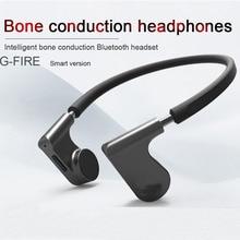 Bone Conduction wireless headphones hear