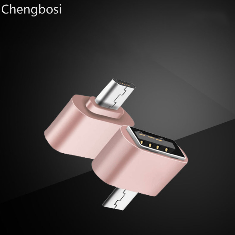 Micro USB Adapter OTG Converter USB 3.0 Convert  Micro USB Port Adapter Charging Sync Forfor Samsung S8 Huawei Mate9