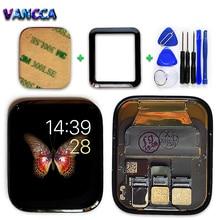 Vancca LTE / GPS จอแสดงผล LCD สำหรับ Apple 4 Touch Screen Digitizer ASSEMBLY Apple นาฬิกา Series 4 Pantalla เปลี่ยนส่วน
