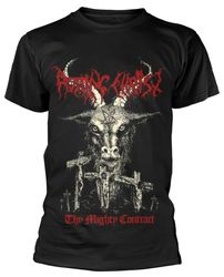 Camiseta cristo apodrecendo thy teu poderoso contrato mighty-novo e oficial! Camiseta 2019 unissex camiseta