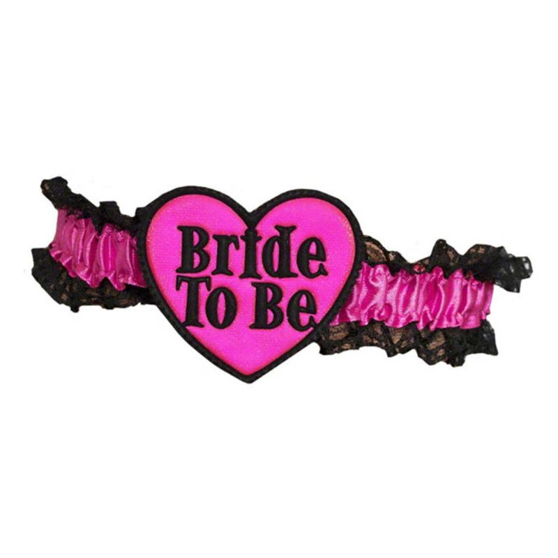 Single Party Prom Dance Fun Legs Loop Bride Legs Sexy Decorations Leggings Belt Wedding Supplies With Letters LX9E