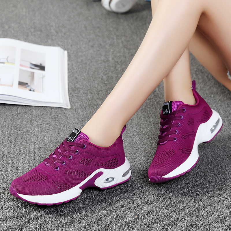 H0a1cdf62c22a4d57b9a322ccea277344r - autumn Sport Shoes Woman Sneakers Female Running Shoes Breathable Hollow Lace-Up chaussure femme women fashion sneakers