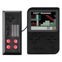 GC26 портативная игровая консоль Ретро ручной Мини карманный игровой плеер встроенный 500 классические игры подарок для ребенка ностальгическая игра