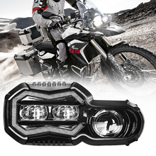 Motorcycle Led Headlight Assembly For BMW F800GS F800GS Adventure F800R F700GS F650GS