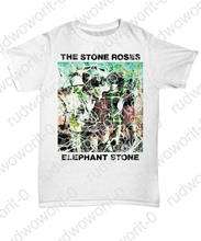 Official STONE ROSES T Shirt Made Of Stone Grey Unisex New Size S M L XL XXL