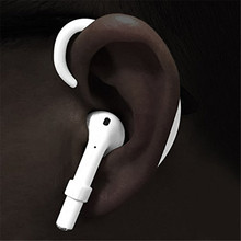 Buy 2019 Hot Drop ship 1 Pair Strap Wireless Ear Hanging Hook Accessories Holders for Airpods  S288 directly from merchant!