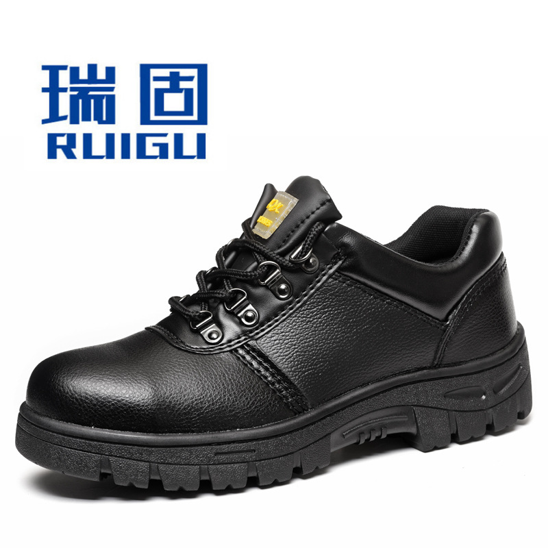 Safety Shoes Safe Protective Shoes Anti-smashing And Anti-penetration Anti-slip Main