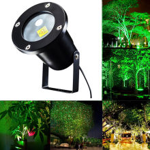 Wasserdicht Garten Baum Moving Laser Projektor LED Bühne Licht Funkelnden Landschaft Lichter für Outdoor Dekorationen(China)