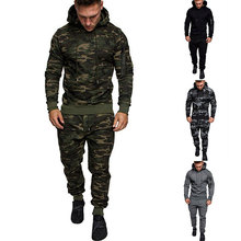 New Men Army Military Uniform Camouflage Tactics Combat Shirt Soldier Outdoor Training Costumes Clothing Pant Set M-3XL