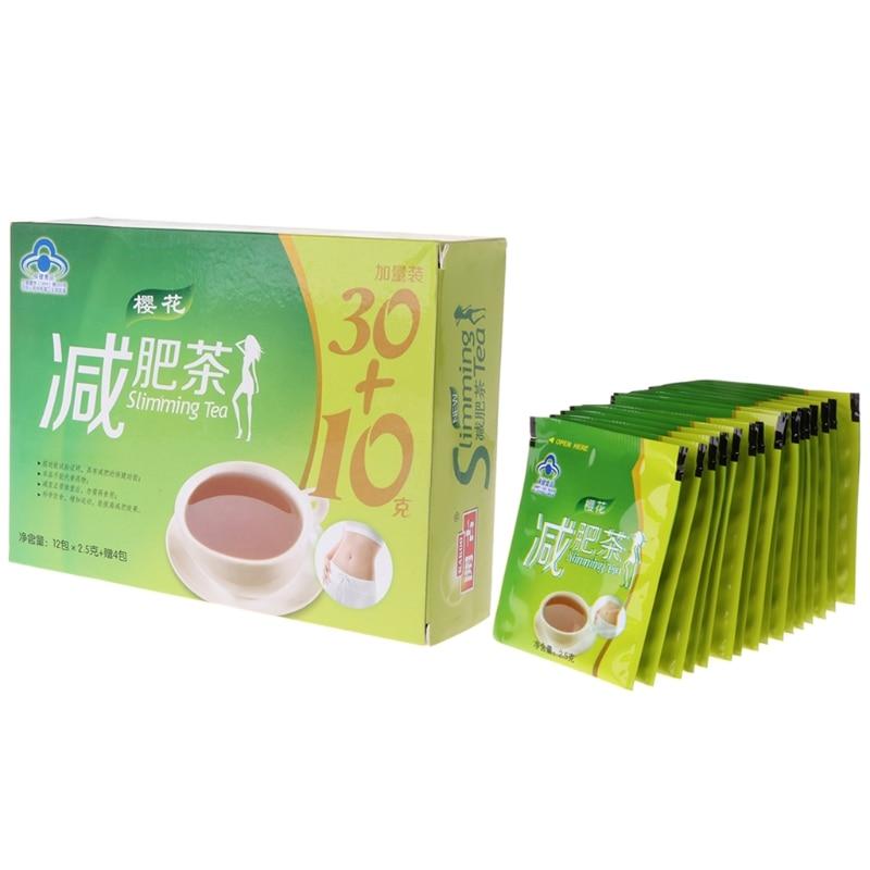 Lose Weight Fat Burner Slimming Tea Women Detox Natural Beauty Body Slim Care