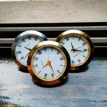 Coche de reloj de cuarzo reloj decoración del coche para Jaguar XF XJ XJS XK S-TYPE X-TYPE XJ8 XJL XJ6 XKR XK8 XJS X320 X308