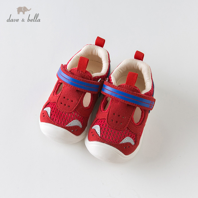 DB13732 Dave Bella Summer Baby Boys Fashion Sandals New Born Infant Shoes Sandals Patchwork Shoes