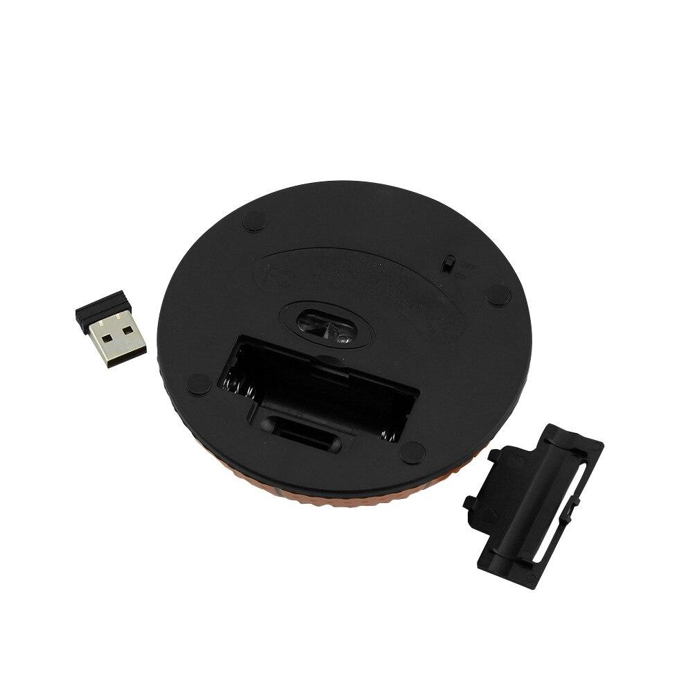 Оригинальная Беспроводная игровая мышь XQ 2,4G для баскетбола, футбола, персонализированная офисная мышь в подарок, персонализированная мультяшная игровая мышь-3