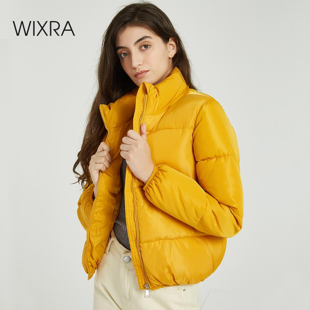 Short Parka Jacket Womens