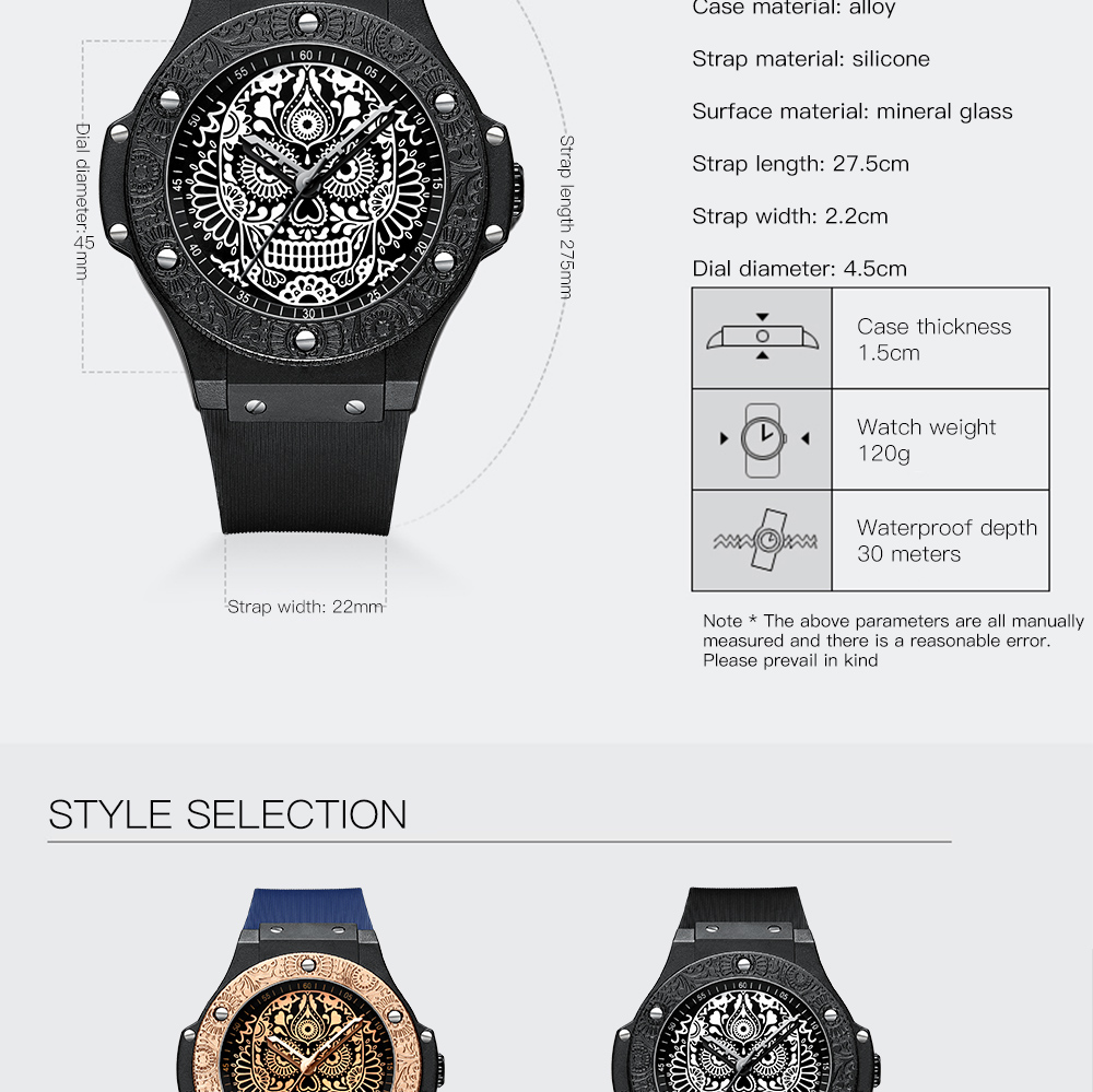 H0a2047216cdd4a99be19704eb19a23328 GIMTO Brand Men's Fashion Watches Men Sport Waterproof