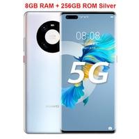 Silver 8GB 256GB