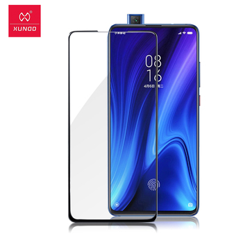 Xundd Tempered Glass For Xiaomi Mi9T Mi 9T Pro Glass Screen Protector Protective Tempered Film Glass For Redmi K20 Pro Film