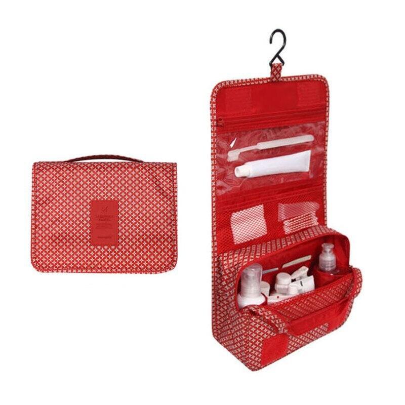 Makeup Travel Bags For Women Waterproof Packing Cube High Capacity Travel Organizer Bathroom Washing Classification Hanging Bag