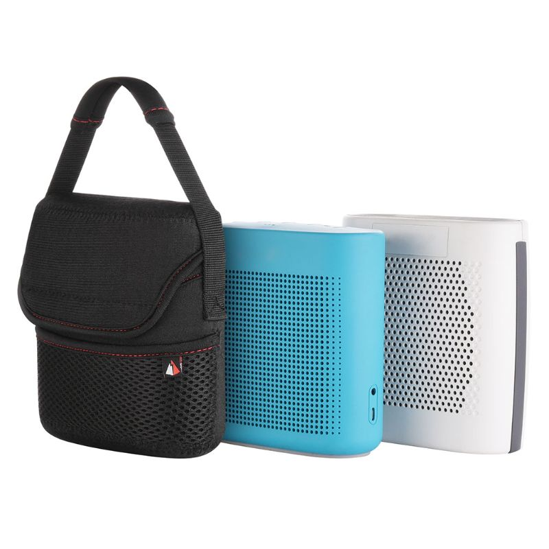 Portable Dustproof Travel Storage Protective Box Cover Carrying Case for Bose SoundLink Color 2 Bluetooth Speaker Accessories image