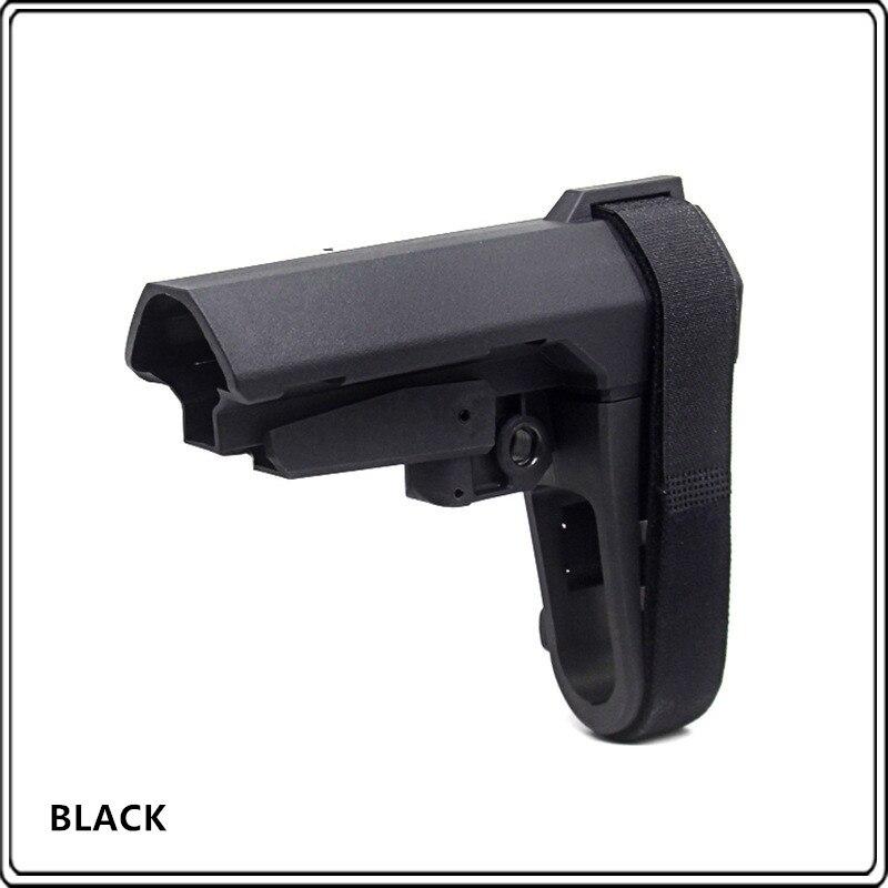 Тактические нейлоновые запасные Пистолеты для игрушек запасные аксессуары для m4 запасные части для гелевых шариков HK416 SBA3 CH02