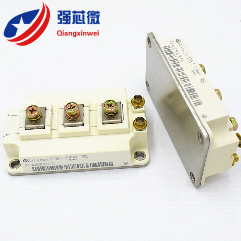 Welcome to buy FF450R12KT4  FF450R12  NEW IGBT Module 1PCS|Main Processors| |  - title=