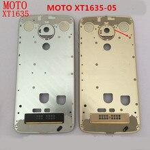 Original  Middle Frame For Moto  MOTO Z Play XT1635 LCD Supporting Bezel Housing Middle Frame Replacement сотовый телефон motorola moto z play xt1635 black silver