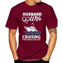 Men t shirt Husband And Wife Cruising Partners For L tshirts Women t-shirt