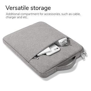 "Image 3 - Handbag Sleeve Case For Samsung Galaxy Tab S6 10.5 SM T860 T865 Pouch Bag Cover For Galaxy Tab S6 Lite 10.4 "" SM P610 P615 Capa"