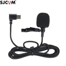 Accessori originali SJCAM SJ8 A10 microfono esterno apriy C per SJ8 Pro/Plus /Air SJ9 Strike /Max Action Camera accessori