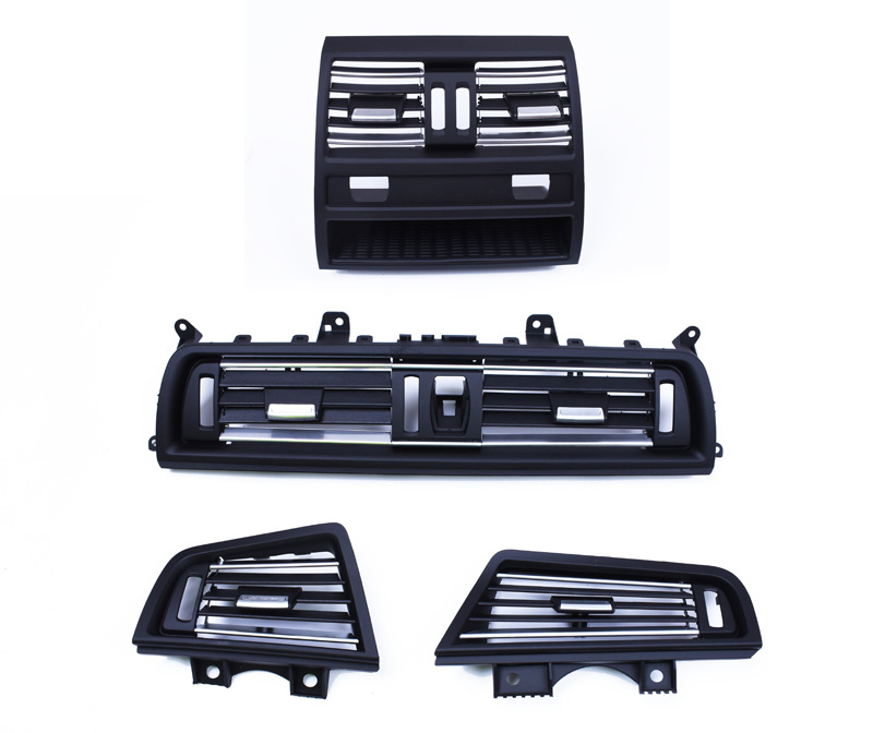 Air conditioning vents left middle right rear for BMW 5 series 520 523 525 F10 F18