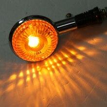 2X Turn Signal Indicator Light for Yamaha V-MAX1200 /V-star /XVS1100 /XV250