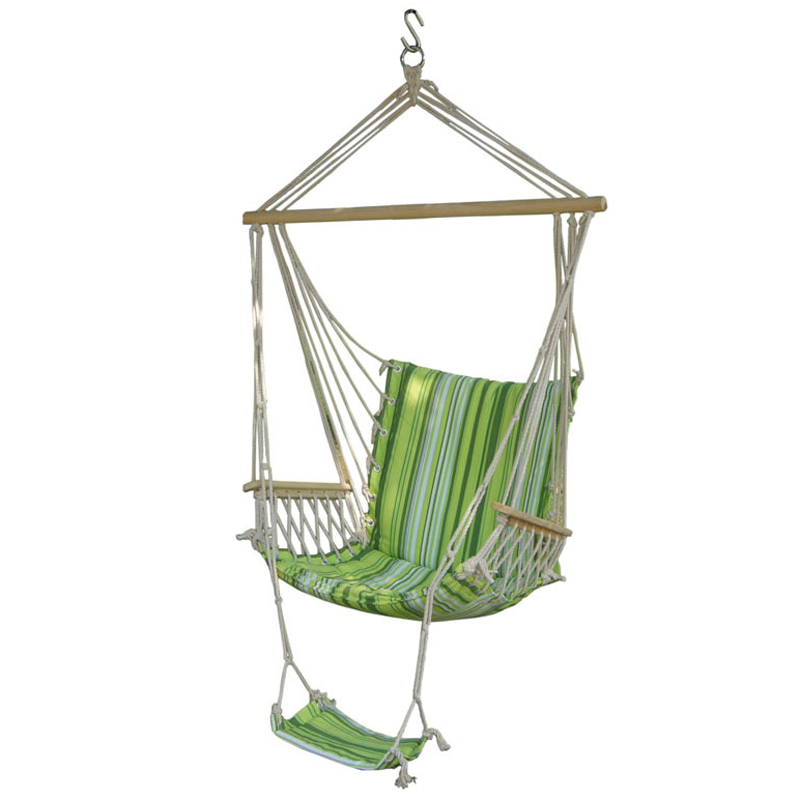 Upgrade Yang Unik Di Tempat Tidur Gantung Kursi Ayunan Kursi Dengan Pijakan Kaki Tempat Tidur Gantung Gantung Kursi Udara Deluxe Indoor Outdoor Kursi Kayu Solid Pantai Kursi Aliexpress