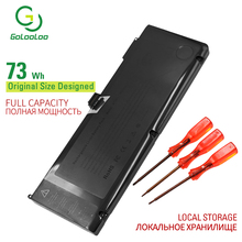 Golooloo 11.1v 73wh laptop battery A1321 for Apple MacBook Pro 15 MB986X/A MB986ZP MC118 MC118CH MC118J MC118LL