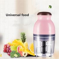 EU Plug Portable Electric juicer Blender Baby Food Milkshake Mixer Meat Grinder Multifunction Fruit Juice