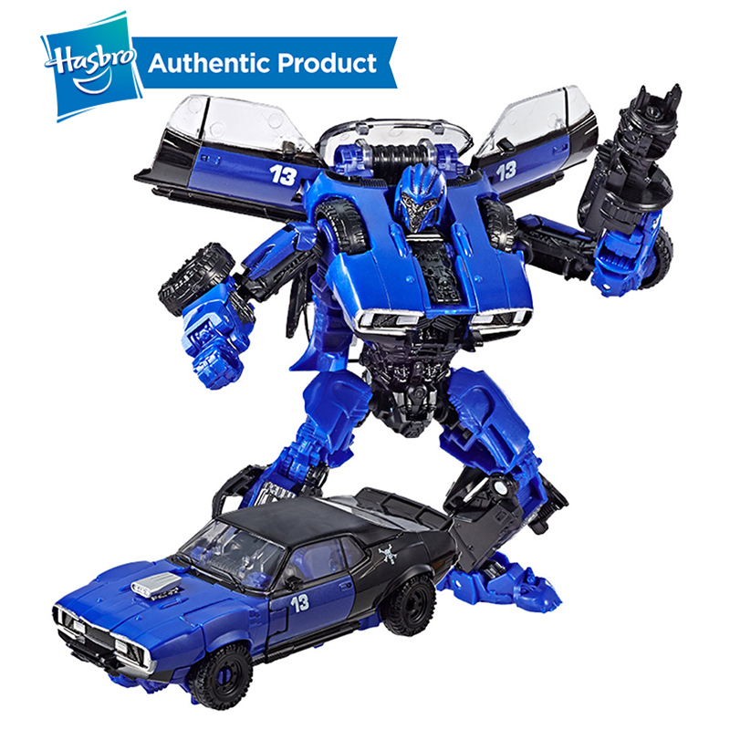 Hasbro Transformers Toy SS46 Toys Studio Series 46 Deluxe Class Transformers: Bumblebee Movie Dropkick Action Figure