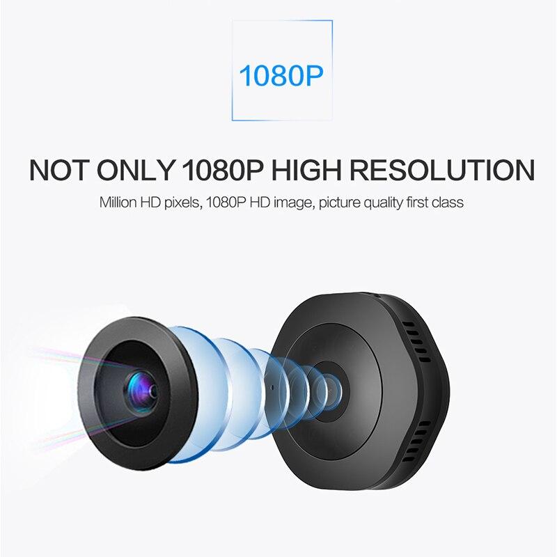 Camcord Camera Home-Security-Camera Motion-Sensor Actie Night-Vision Mini Hd 1080p New