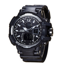 Sports Watch Men Digital Watch Multifunction Chronograph Cal