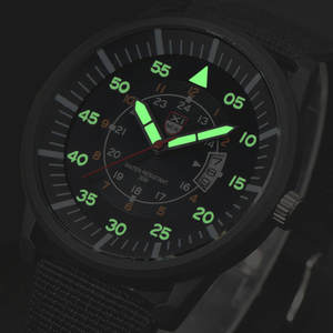 Watch Men Military Reloj Hombre Quartz Army Wristwatches Erkek Kol Saati Black Dial Date Relogio Masculino Luxury Sport Watches