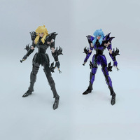 MODEL FANS IN STOCK JMODEL Saint Seiya Specters gold saint EX Pisces Aphrodite action figure Cloth Myth Metal Armor