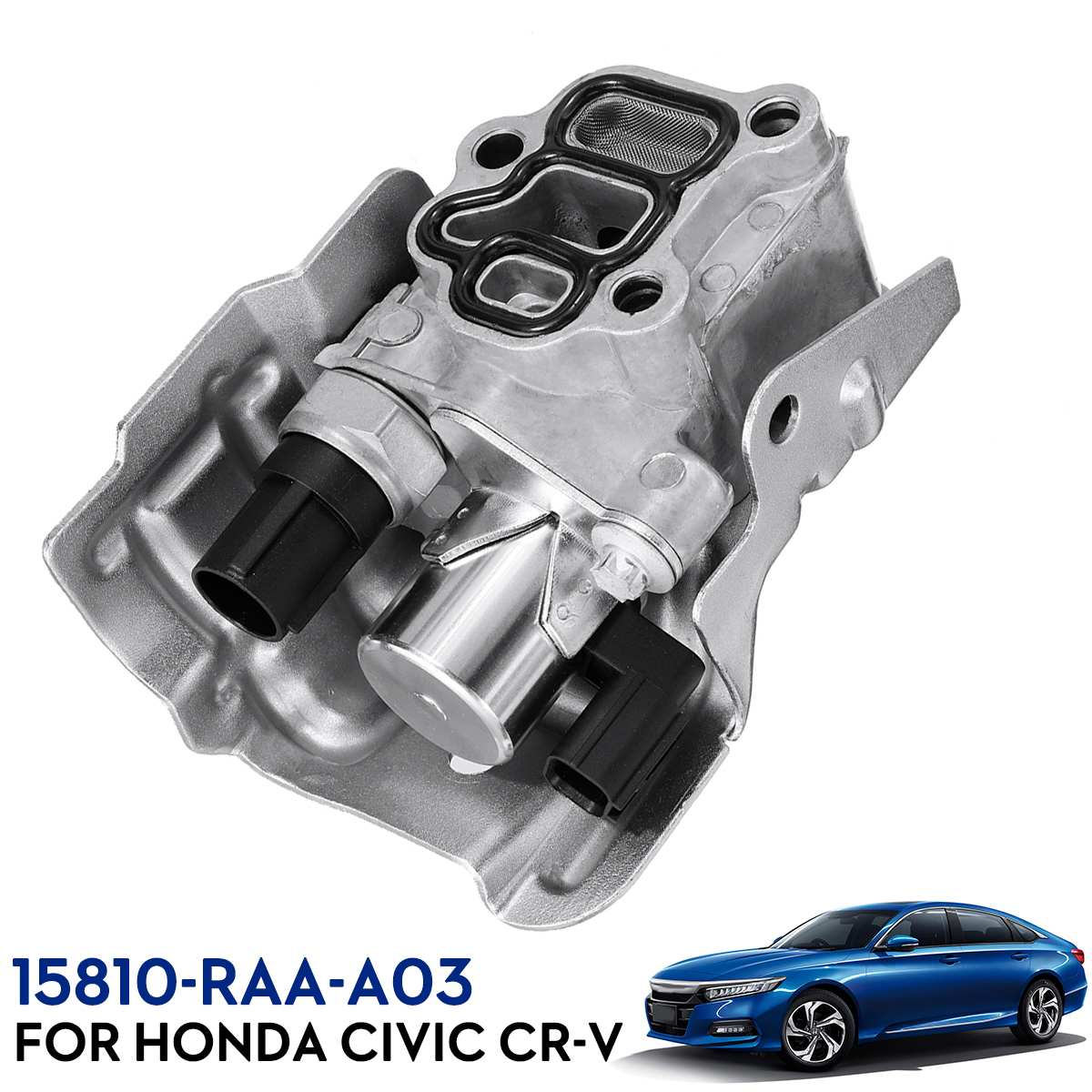 Solenoid Spool Valve 15810 RAA A02 15810RAAA02 15810 RAA A03 15810RAAA03 for Honda for ACCORD CRV for CIVIC RSX ELEMENT|Valves & Parts| |  - title=