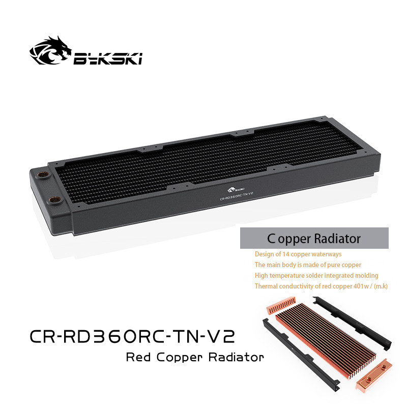 Bykski CR-RD360RC-TN-V2 G1/4