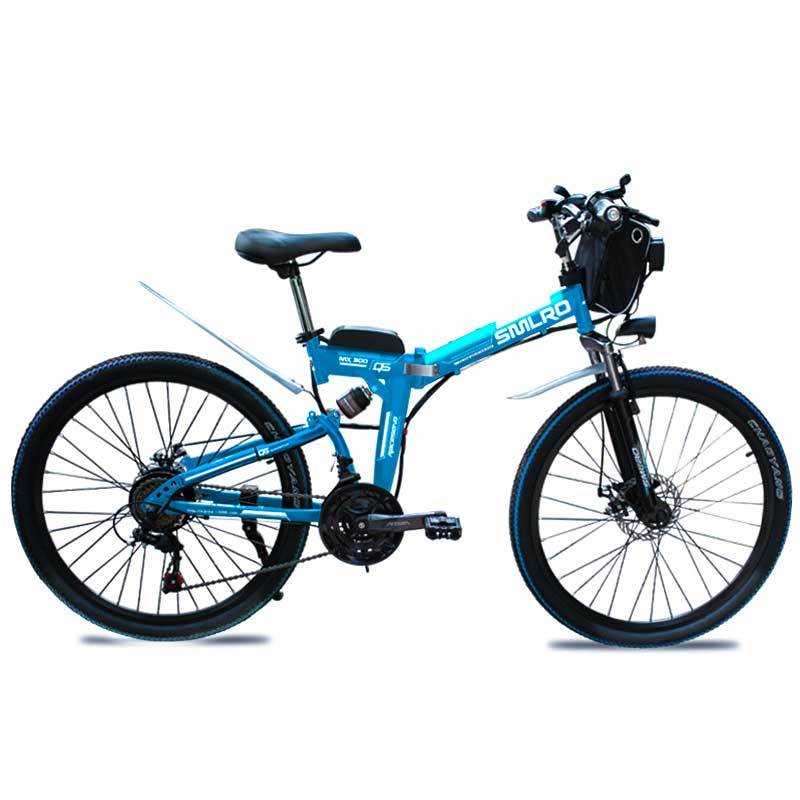 Factory price 21-speed mountain bike mtb bicycle 1000W 48V 13AH e bike for adult 3
