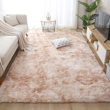 Topfinel Carpets for Living Room Rug Bedroom Decor Carpet Simple Moder Area Rugs Home Fluffy Thicken Mat Long Soft Velvet Mats