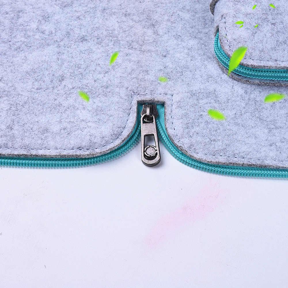 Diamentowe malowanie Cross Stitch akcesoria narzędzie A4 LED Light Pad przechowywanie tabletu torba 5D diament haft mozaika torebka prezent