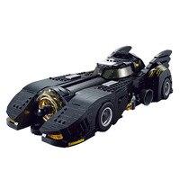 New Decool 7144 The Ultimate Batmobile Compatible Legoinglys Marvel Moive Moc 15506 Bulding Blocks Bricks Educational Toys