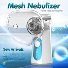 Новое ручное медицинское небулайзер оборудование астма портативный