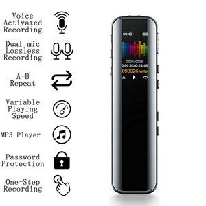 8G 16G Voice Recorder MP3 Play