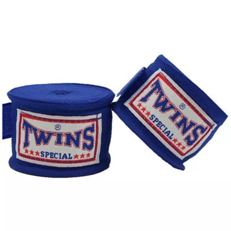 TWINS 2 Pack 5M Boxing Hand Wraps 5cm Width Handwrap Bandages Cotton Strap