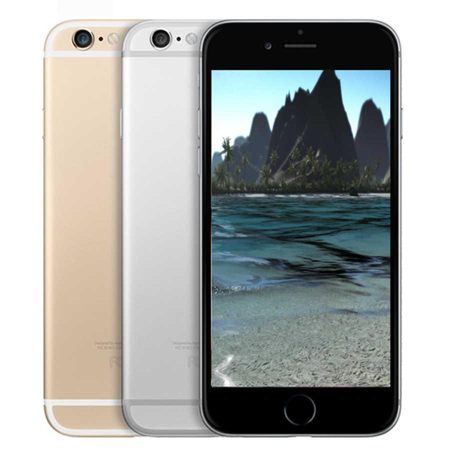 """Ban Đầu Mở Khóa iPhone 6 Plus Điện Thoại Di Động 5.5 """"16G/64 GB/128 GB Rom IOS iPhone 6plus LTE 2 Nhân Apple iPhone"""